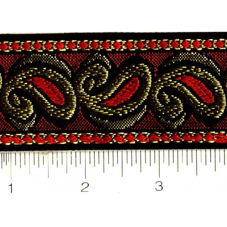 Paisley Wide